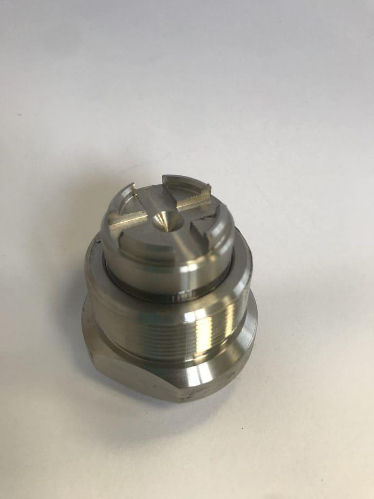 Części do maszyn z branży ceramicznej